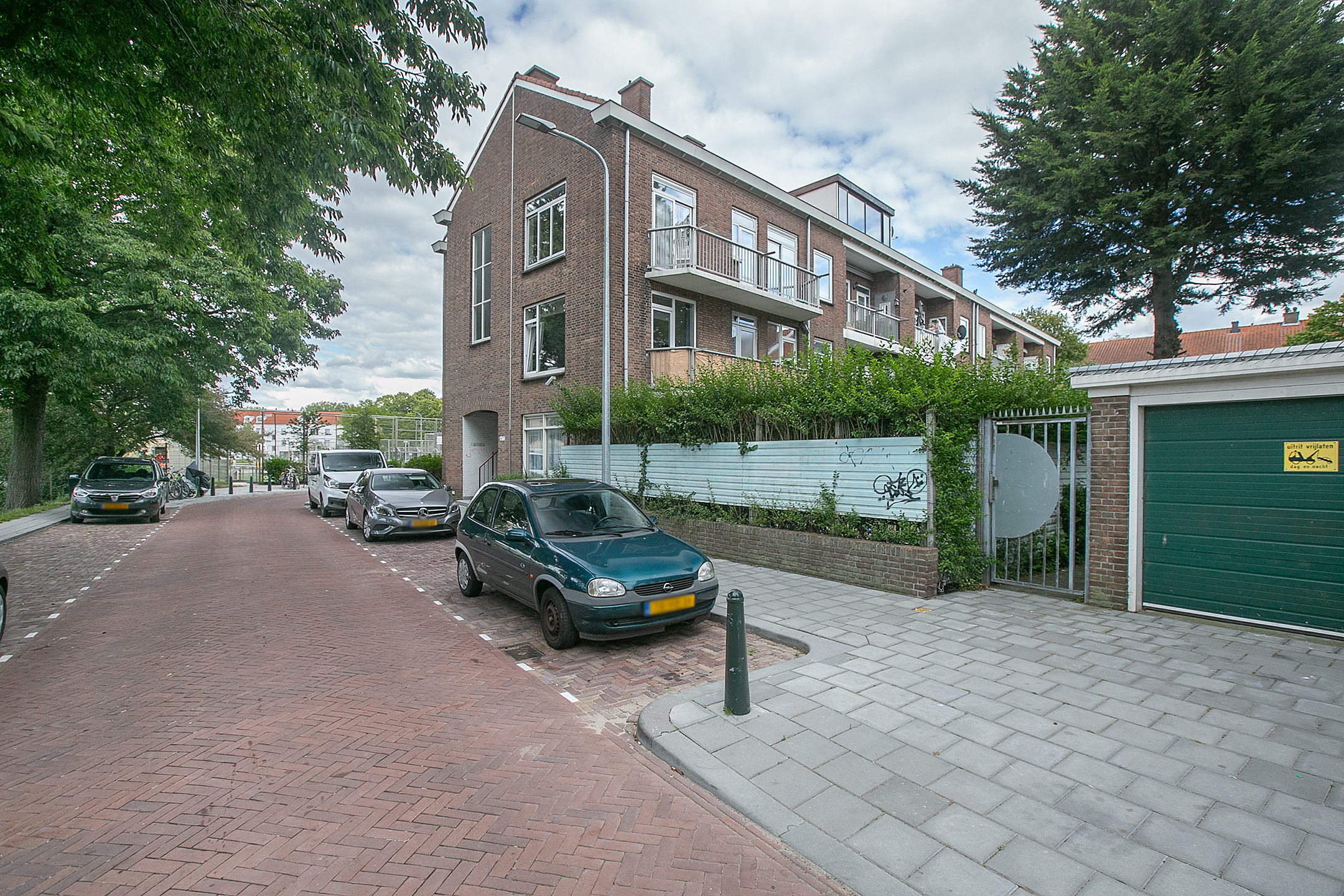 Centraal gelegen sfeervol appartement gelegen in Moerwijk