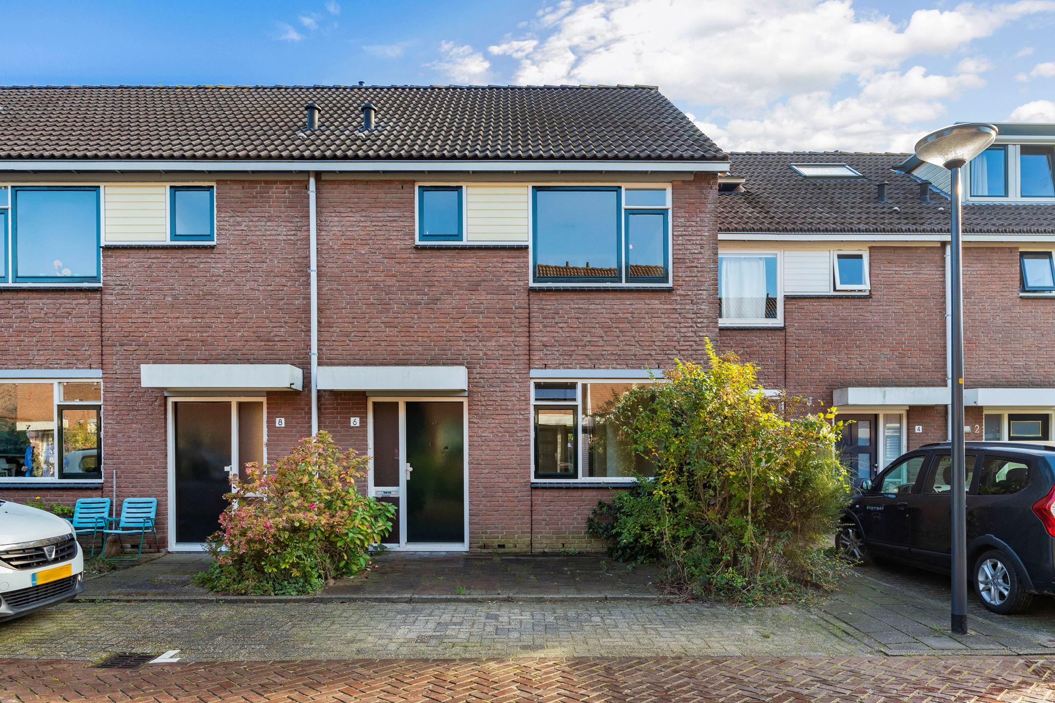 Gelegen in een ideale, kindvriendelijke woonomgeving in Leiden