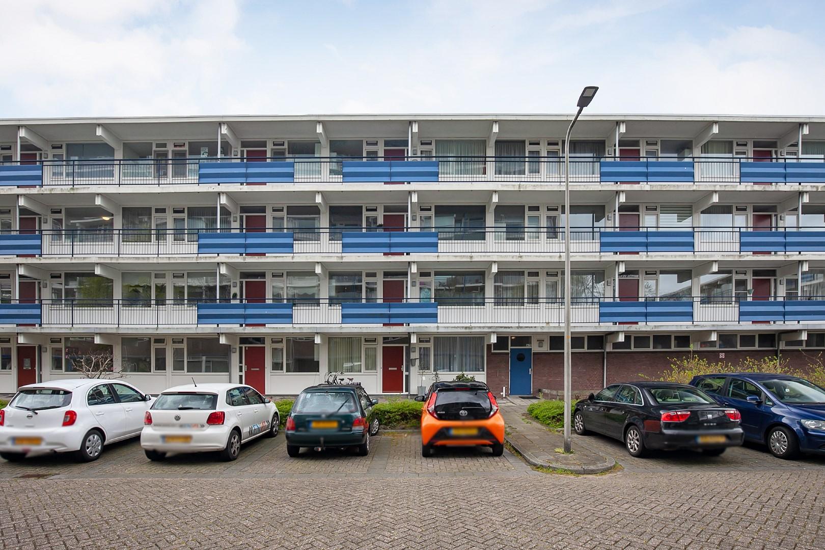 3 kamer appartement in Alphen a/d Rijn