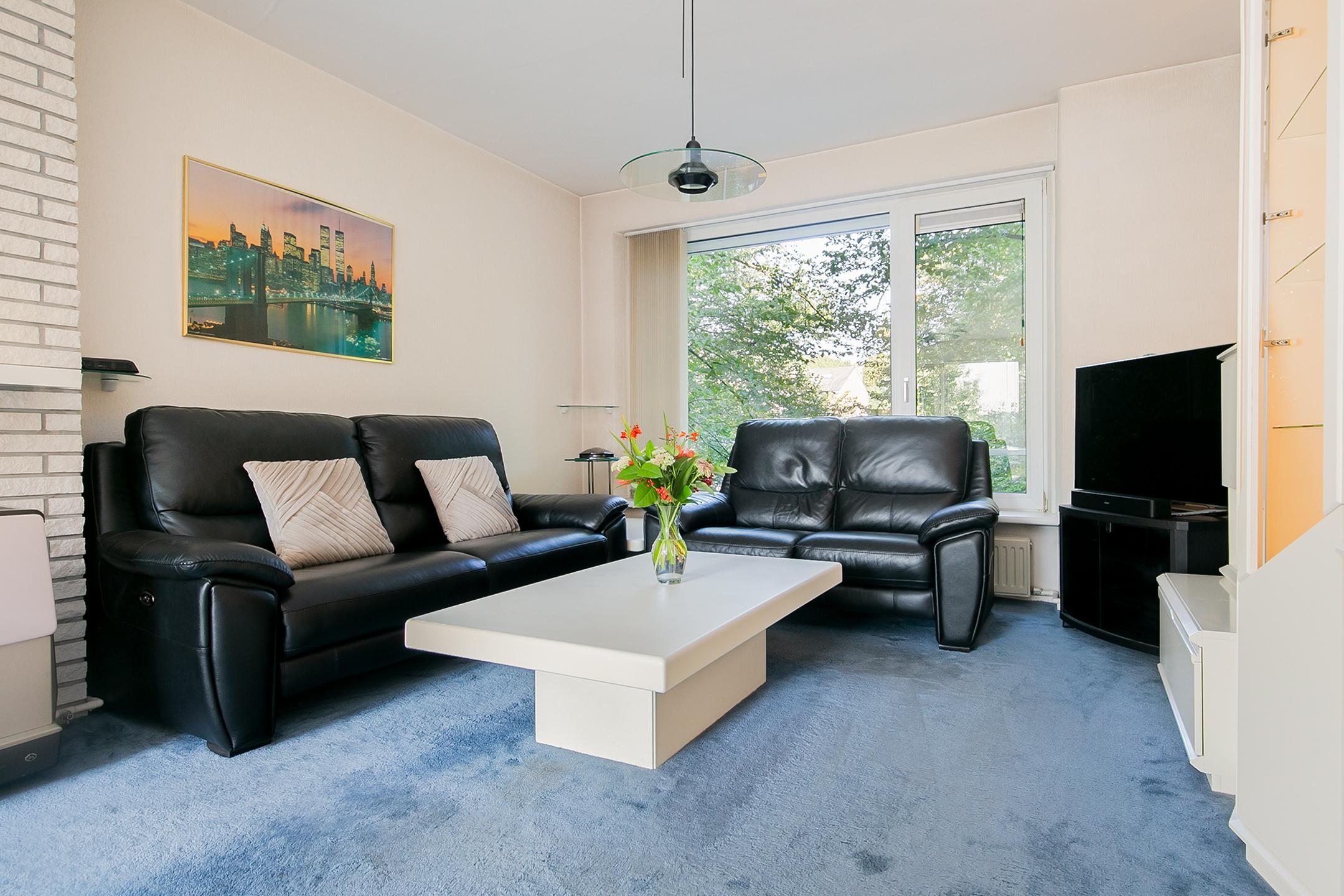 Dit 3 kamer appartement is gelegen in een groene omgeving. De ligging is zeer centraal op loopafstand van het winkelgebied aan de Huis te Landelaan en de Bogaart